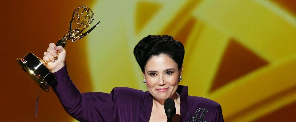 Alex Borstein's Acceptance Speech at the 2019 Emmys Video