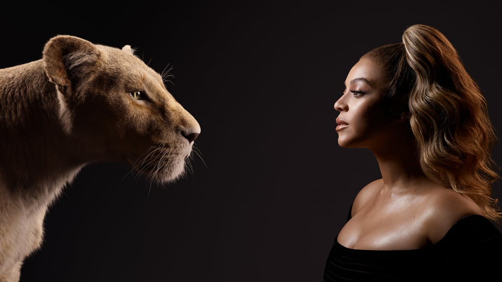 Beyoncé Knowles-Carter With Nala