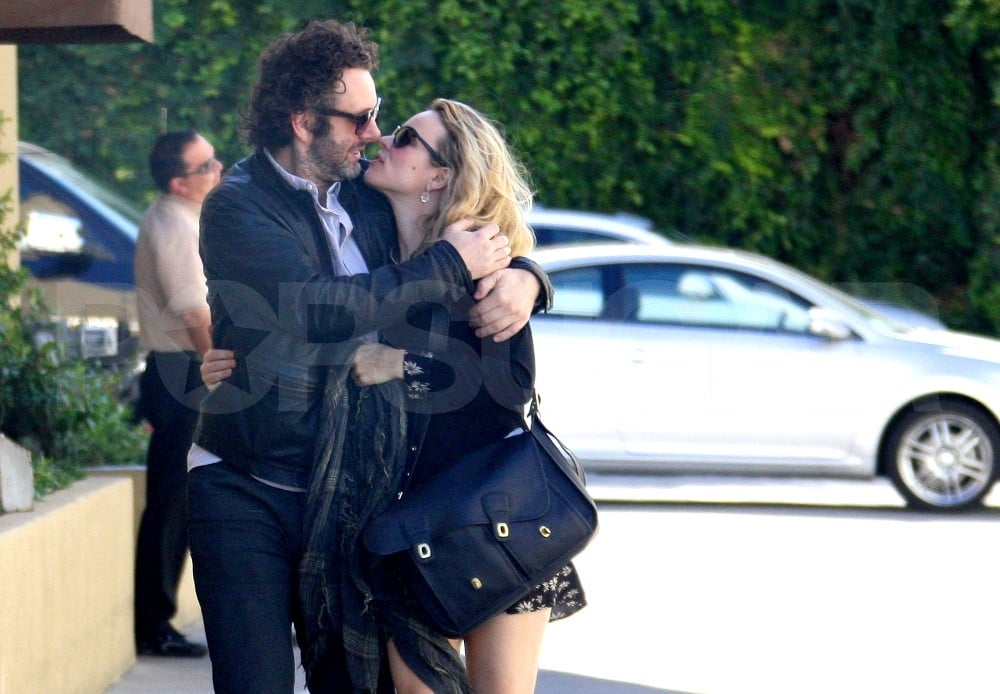 Rachel McAdams and Michael Sheen Have a Weekend Full of Loved-Up Lunch Dates