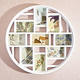 ModCloth Round Here Frame in White