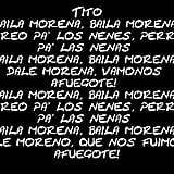 """Baila Morena"" by Hector & Tito"