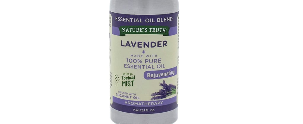 Nature's Truth Lavender Spray Helped Me Sleep Better
