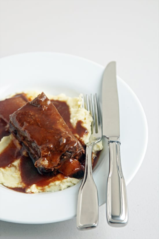 Hoisin Braised Short Ribs