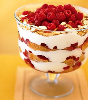Savory Sights: Beautiful Trifle