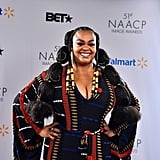 Jill Scott at the 2020 NAACP Image Awards