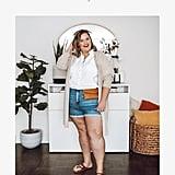 Denim Shorts Plus Size Outfits