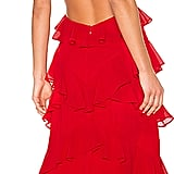 FAME AND PARTNERS X REVOLVE Marisa Maxi Dress in Red