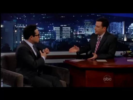 J.J. Abrams on Jimmy Kimmel
