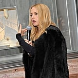 Rachel Zoe Teams Up With Tiffany to Show Off Her Fashionable Window Displays
