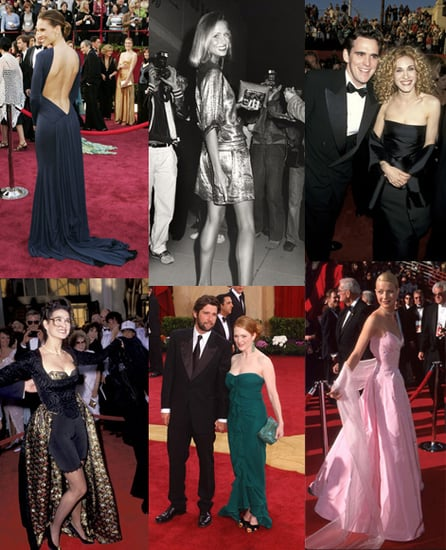 Fashion 101: Special Oscar Edition...The Answers!