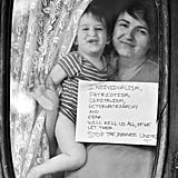 Photographer's Portraits of Families Social Distancing