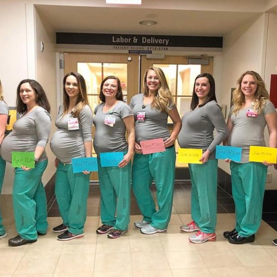 9 Nurses Pregnant in the Same Hospital 2019