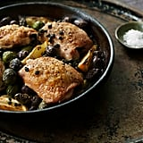 Entrée: Chicken With Capers and Olives