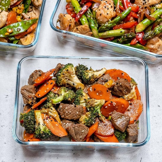 18 Low-Carb, Meal Prep-Friendly Lunch Ideas