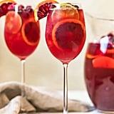 Cranberry Blood Orange Nonalcoholic Sangria