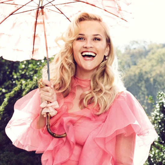 Reese Witherspoon on Harper's Bazaar February 2016