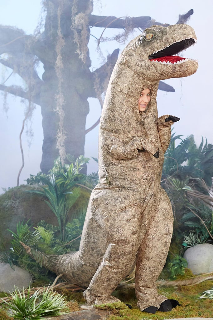 Inflatable T. Rex Costume
