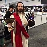 Infinity Gauntlet Jesus