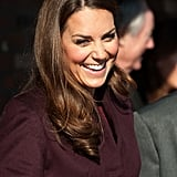 Kate Middleton visited Newcastle upon Tyne.