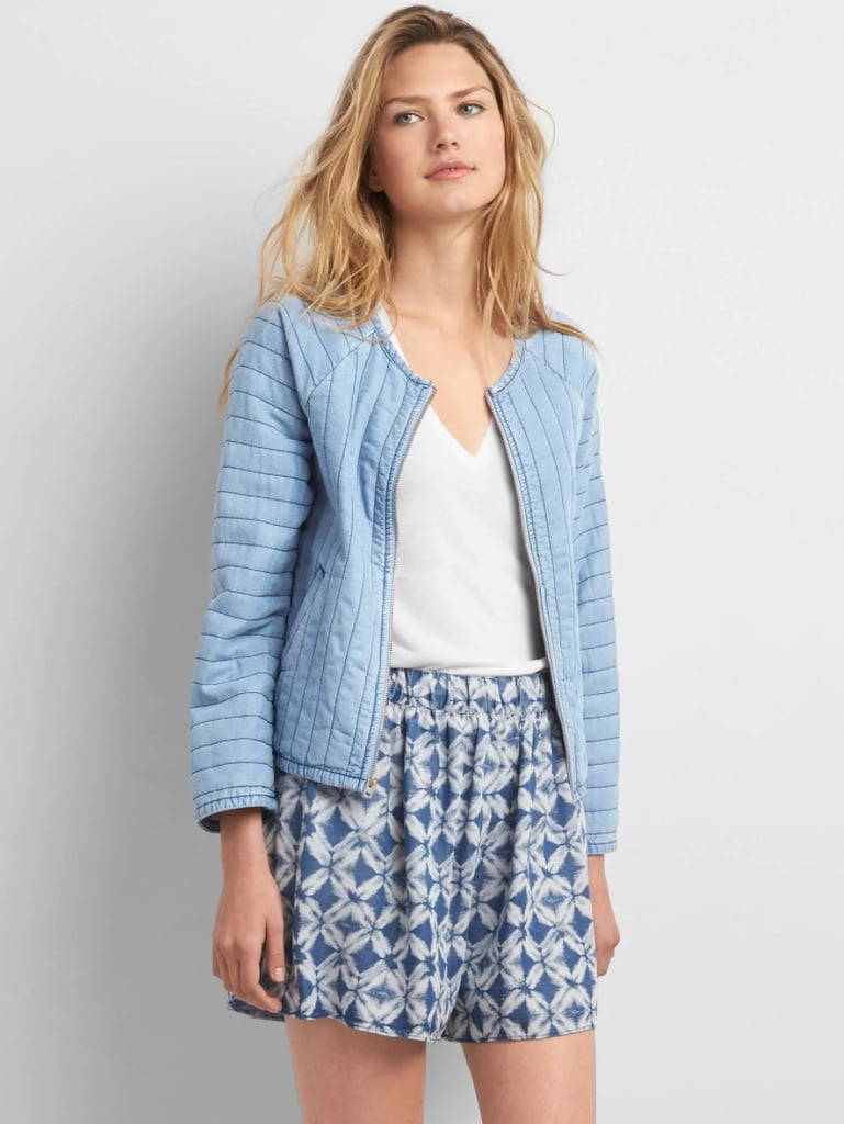 Lightweight Jackets Popsugar Fashion