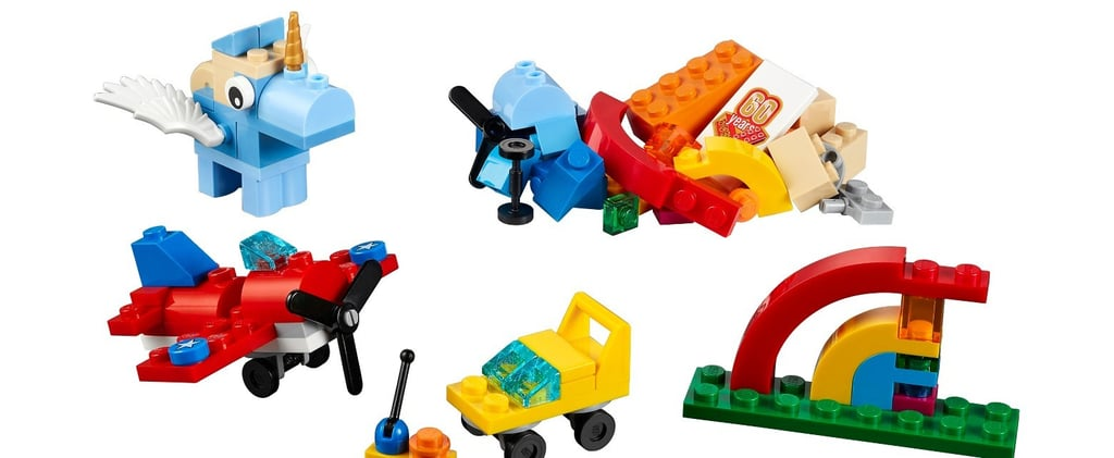 Lego Released New Sets to Celebrate Its 60th Anniversary — but Be Swift, They're Limited-Edition!