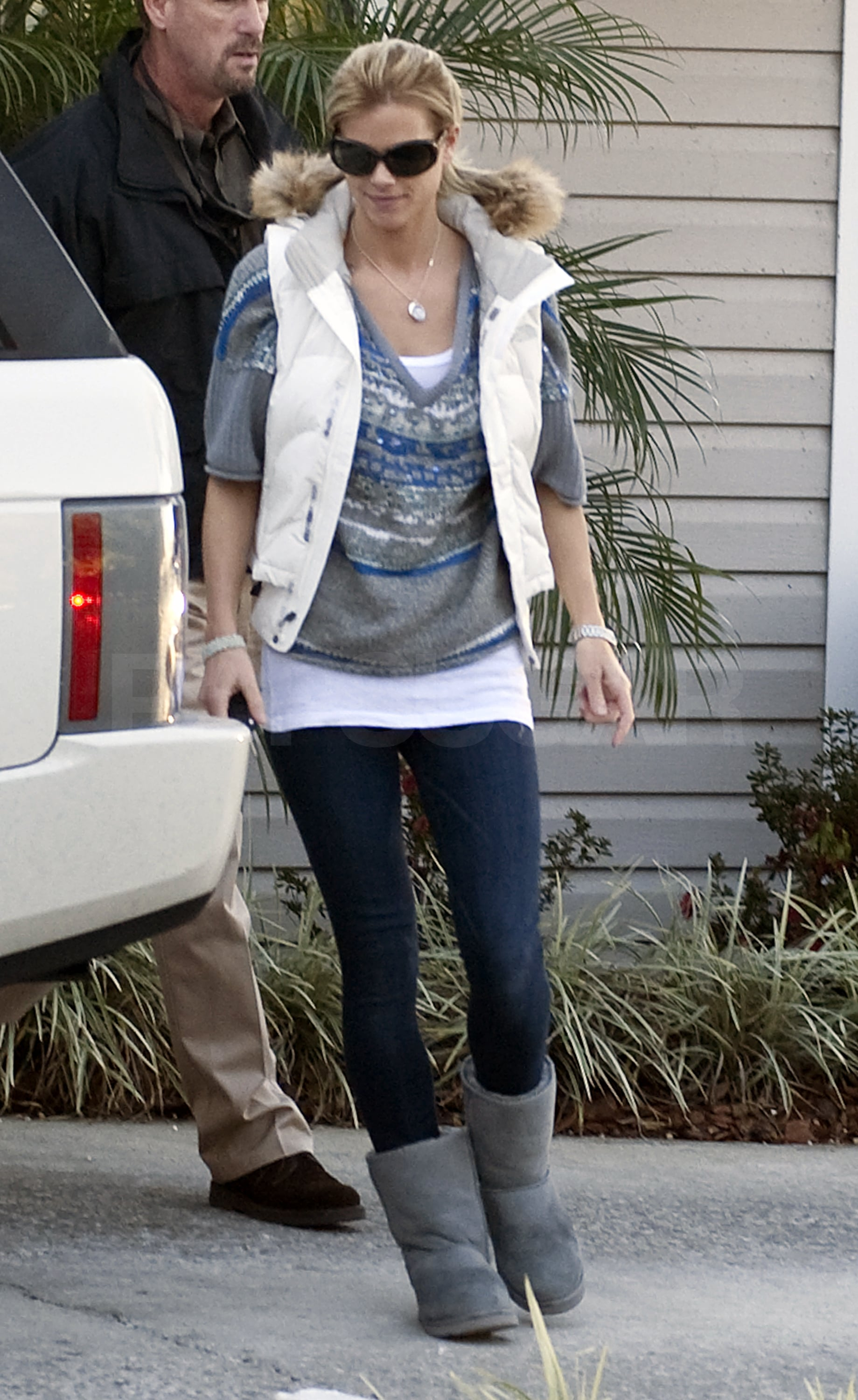 Tall ugg boots celebrity wearing