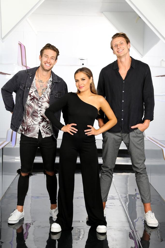 Big Brother Australia Final 3 Contestants 2020