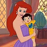 Ariel as a Mom