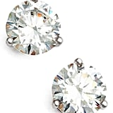 Nordstrom 2ct Cubic Zirconia Earrings
