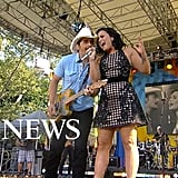 She Had a Duet With Brad Paisley
