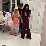 Demi Lovato's Selena Halloween Costume 2017