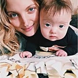 Micah Quinones Baby With Down Syndrome on Instagram