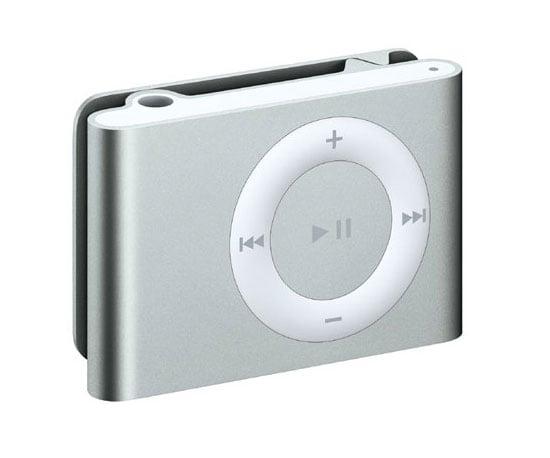 Second Generation iPod Shuffle