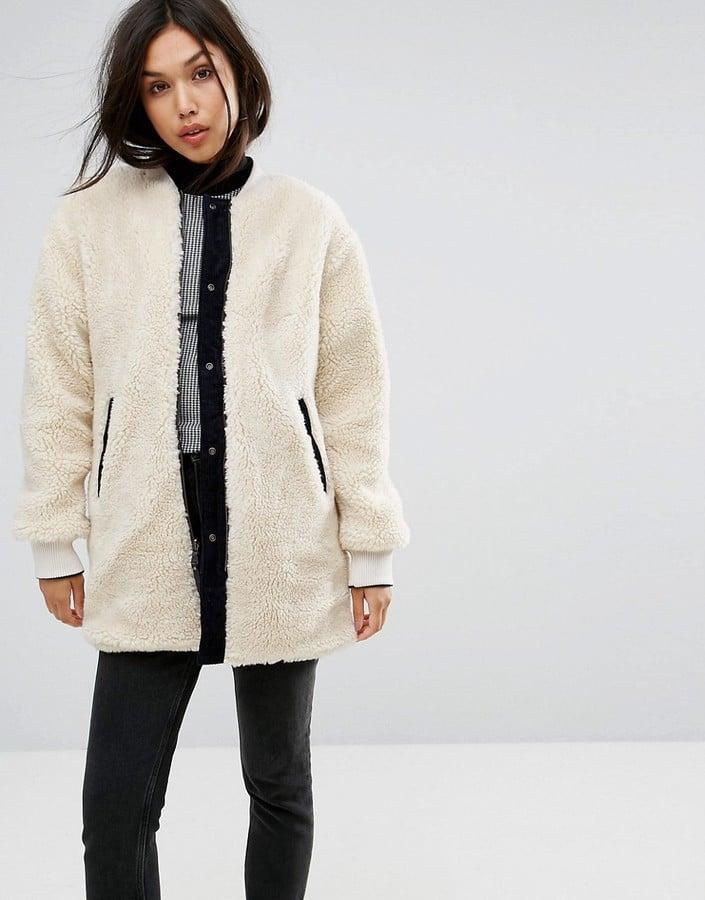 Parka London Shearling Jacket
