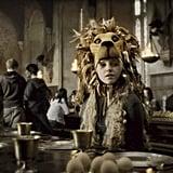 Luna Lovegood as a Lion