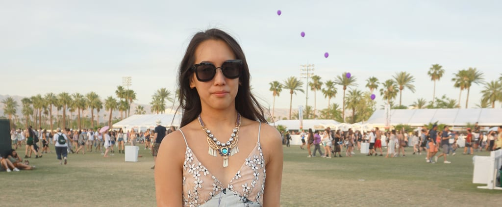 Hold the Flower Crowns — What 1 Editor Actually Wore to Coachella
