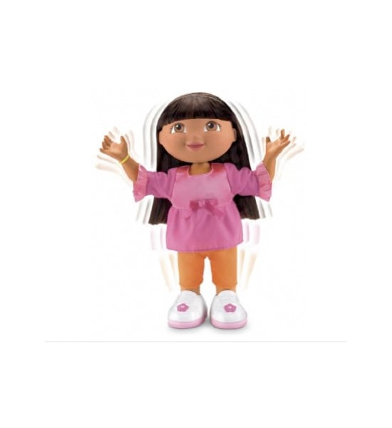 We Really Did It Dora Doll
