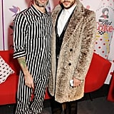 Marc Jacobs and Harry Louis.