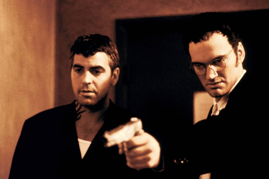 seth and richie gecko from from dusk till dawn halloween costume ideas for brothers popsugar. Black Bedroom Furniture Sets. Home Design Ideas