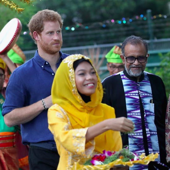 Prince Harry Visits Singapore June 2017