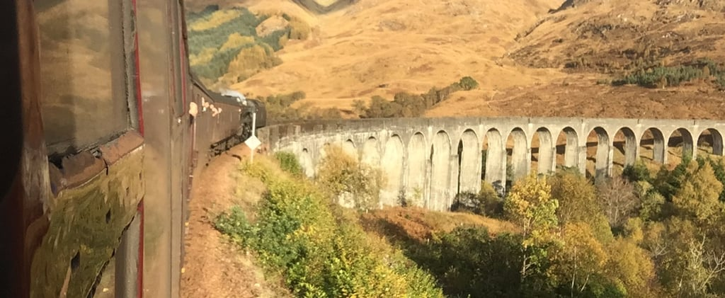 You Can Take a Magical Ride on the Harry Potter Train — For Just £35