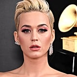 Katy Perry at the 2019 Grammys