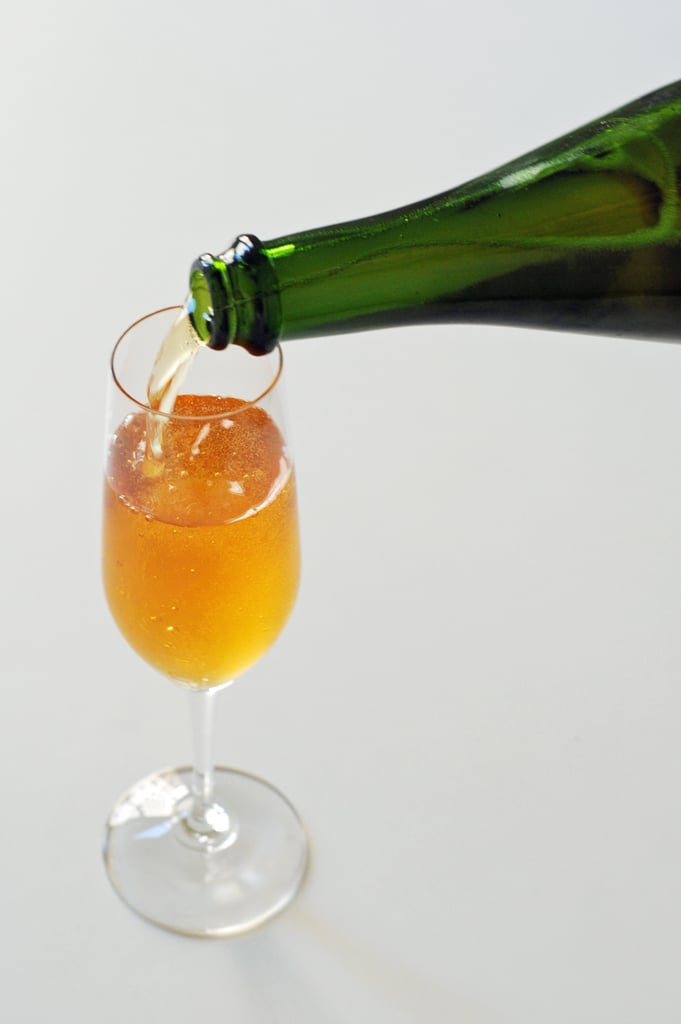 Cognac Sparkler Cocktail