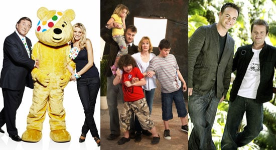 TV This Weekend: Children in Need, Outnumbered, I'm A Celeb