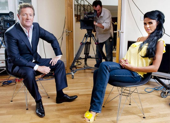 Jordan / Katie Price With Piers Morgan