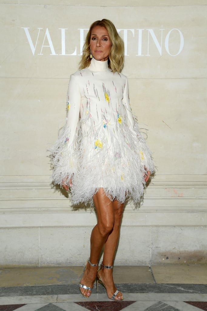 Is it a bird, or a plane? Nope. It's Céline Dion and she's coming for your brand swans.