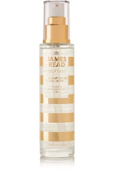 James Read Coconut Dry Oil