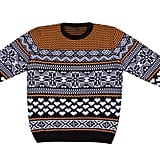 Nordic Number: Traditional Christmas Jumper