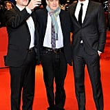 Matt Damon John Krasinski Promised Land Berlin Film Festival
