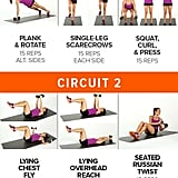 Incinerate Fat and Build Muscle With This Kickass Printable Workout